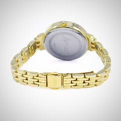 Lipsy LP407 ladies PVD Gold Plated Quartz Watch
