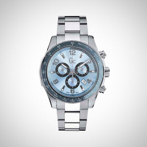 Guess Collection X51006G7S Mens Technosport Stainless steel Quartz Blue Dial watch