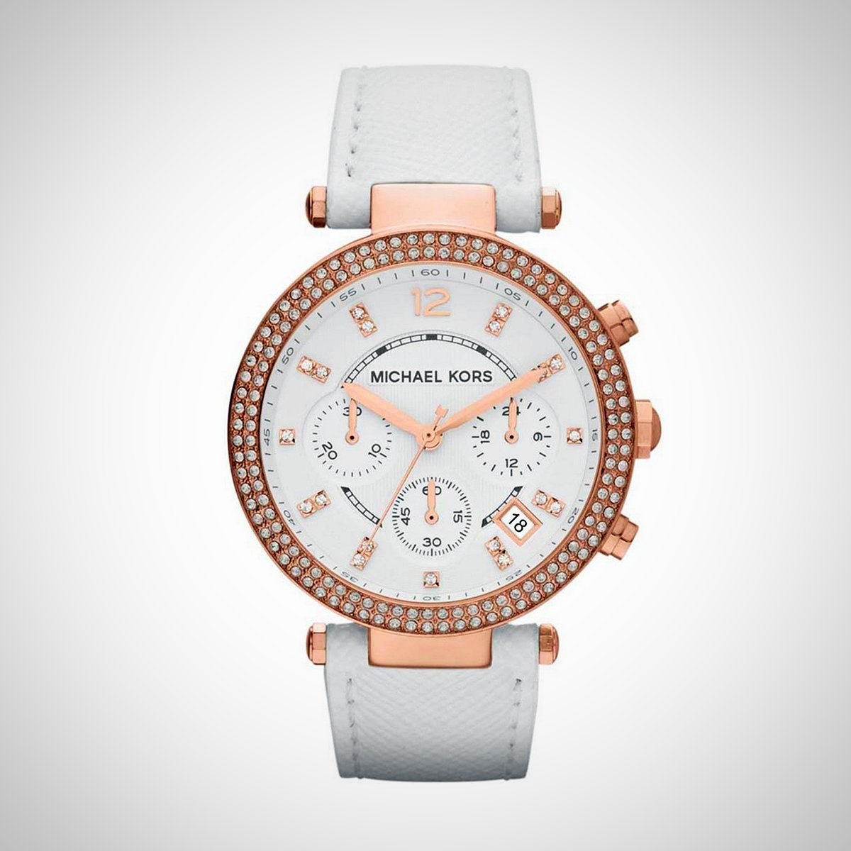 Michael Kors MK2281 Ladies Chronograph Watch