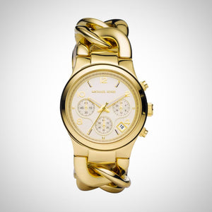 Michael Kors MK3131 Runway Twist Ladies Chronograph Watch
