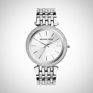 Michael Kors MK3190 Darci Stainless Steel Ladies Watch