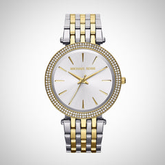 Michael Kors MK3215 Ladies Two-Tone Quartz Watch