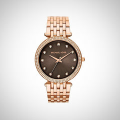 Michael Kors MK3217 Rose Gold Ladies Watch