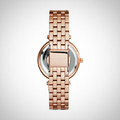 Michael Kors MK3366 Mini Darci Rose Gold Ladies Watch