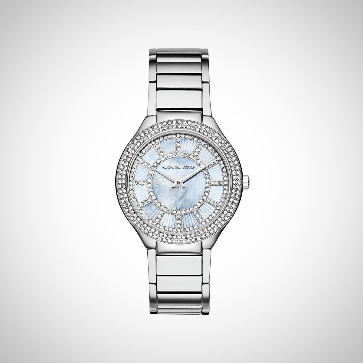 Michael Kors MK3395 Ladies Kerry Mother Of Pearl Watch