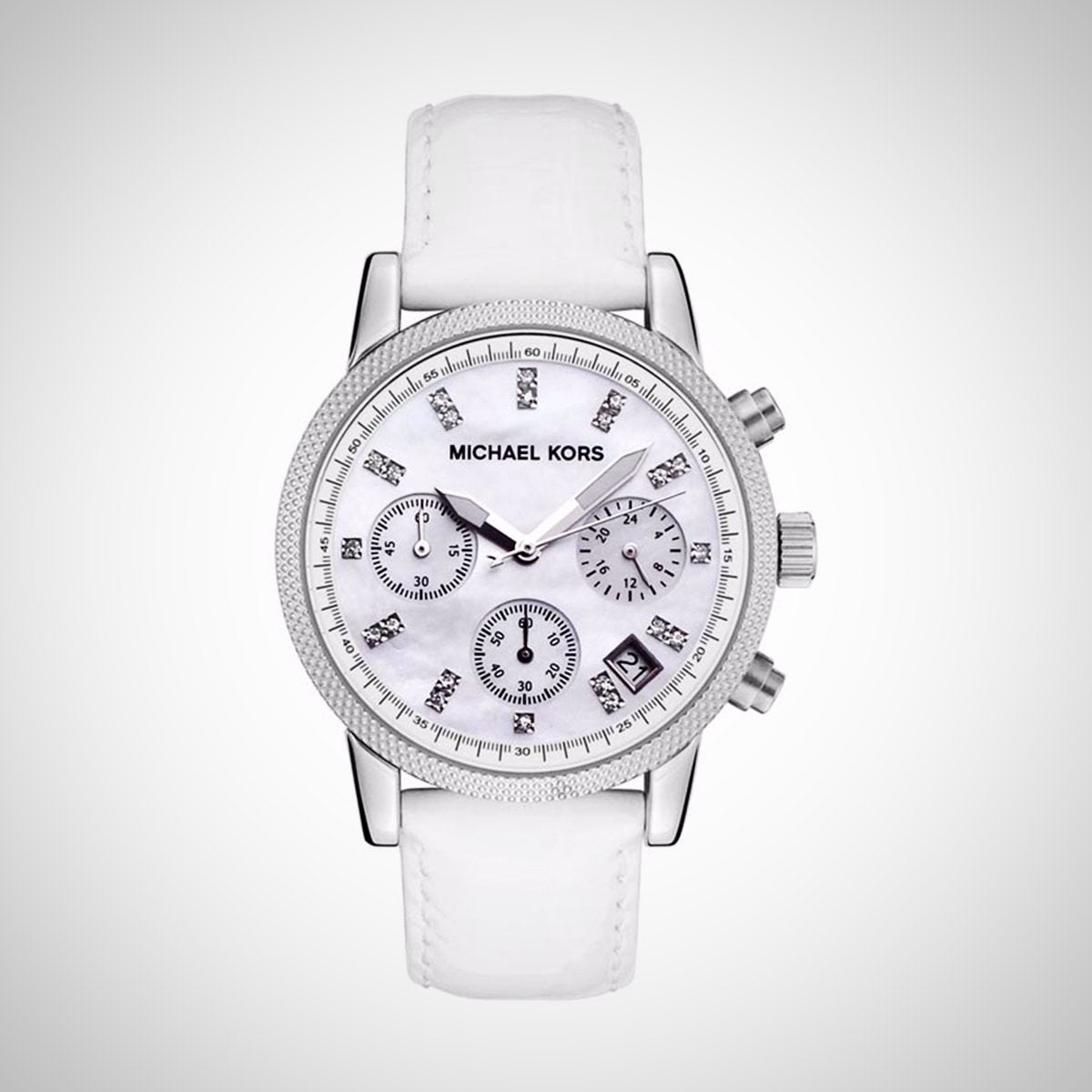 Michael Kors MK5049 Ladies' Chronograph Watch