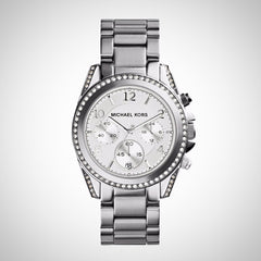 Michael Kors MK5165 Ladies Blair Chronograph Watch