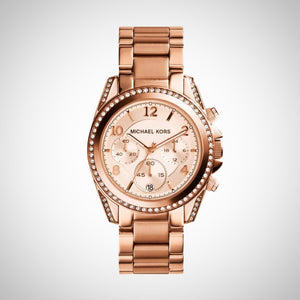 Michael Kors MK5263 Ladies Blair Chronograph Watch