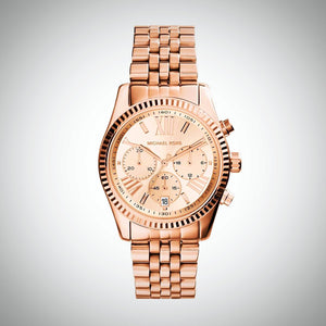 Michael Kors MK5569 Lexington Chronograph Ladies Watch