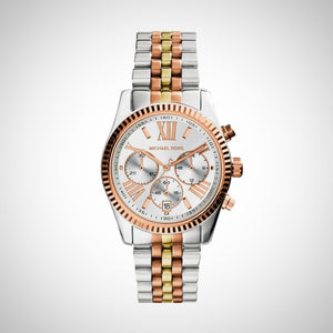 Michael Kors MK5735 Ladies Lexingoton Chronograph Watch