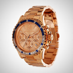 Michael Kors MK5755  Ladies Everest PVD Rose Gold Watch