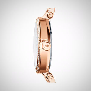 Michael Kors MK5865 Parker Ladies Rose Gold Watch