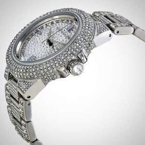 Michael Kors Camile MK5869 Crystal Pave Dial Ladies Watch