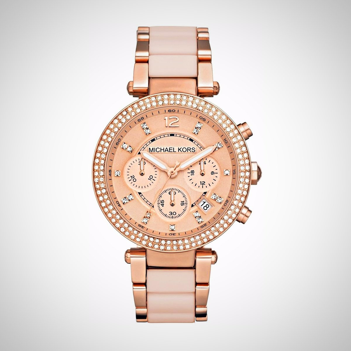 Michael Kors MK5896 Parker Chronograph Ladies Watch