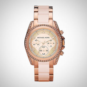 Michael Kors MK5943 Ladies Blair Chronograph Watch