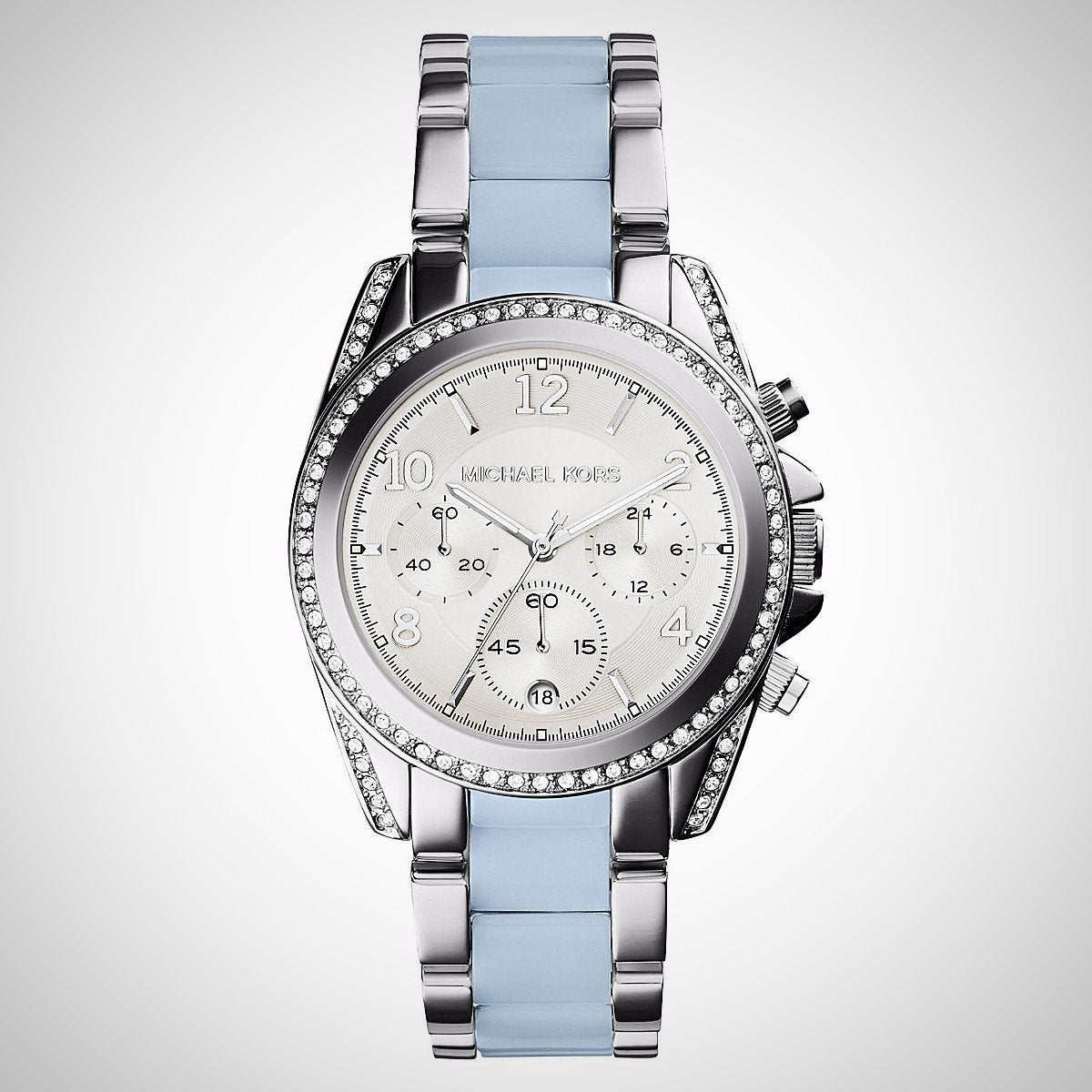 Michael Kors MK6137 Ladies Blair Chronograph Watch