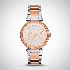 Michael Kors MK6314 Parker Ladies' Two-tone Watch