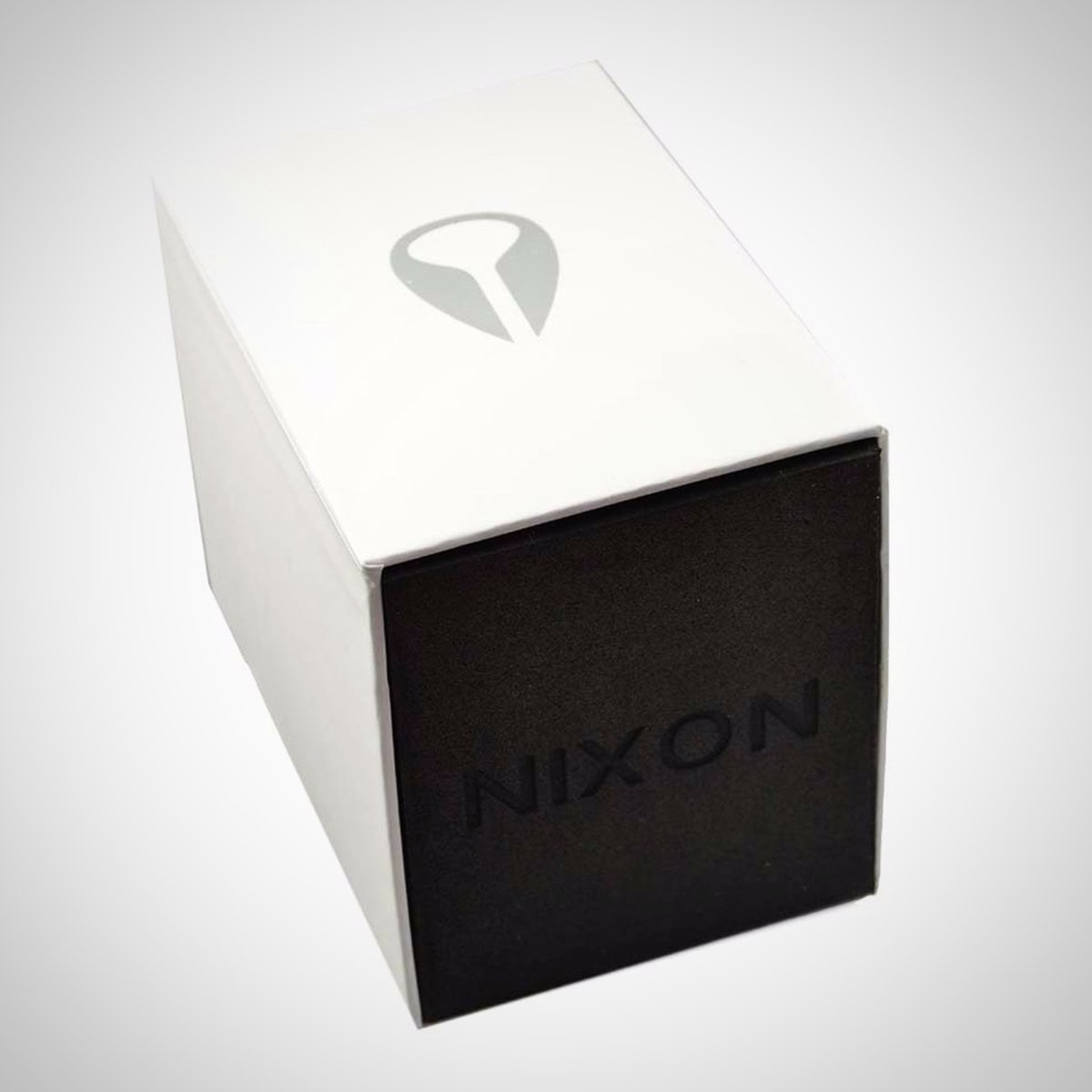 Nixon A509-2081 Small Time Teller Leather Watch