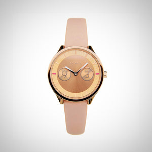 Furla R4251102511 Metropolis Ladies Gold Dial watch