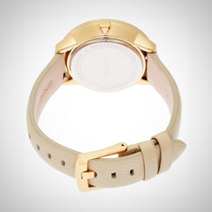 Furla R4251102529 Ladies Gold Stainless Steel Watch