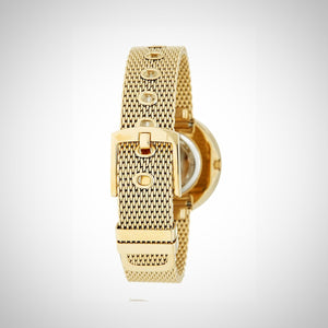 Furla R4253103502 Valentina Ladies PVD Gold Plated watch