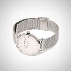 Furla R4253108503 Giada Ladies Silver Tone Watch