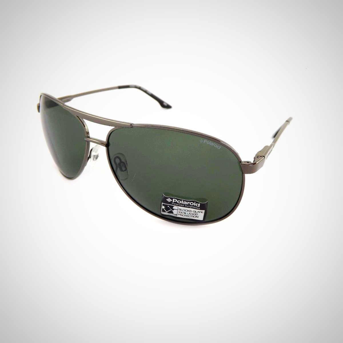 Polaroid S4300 Men's Green Polarized Sunglasses