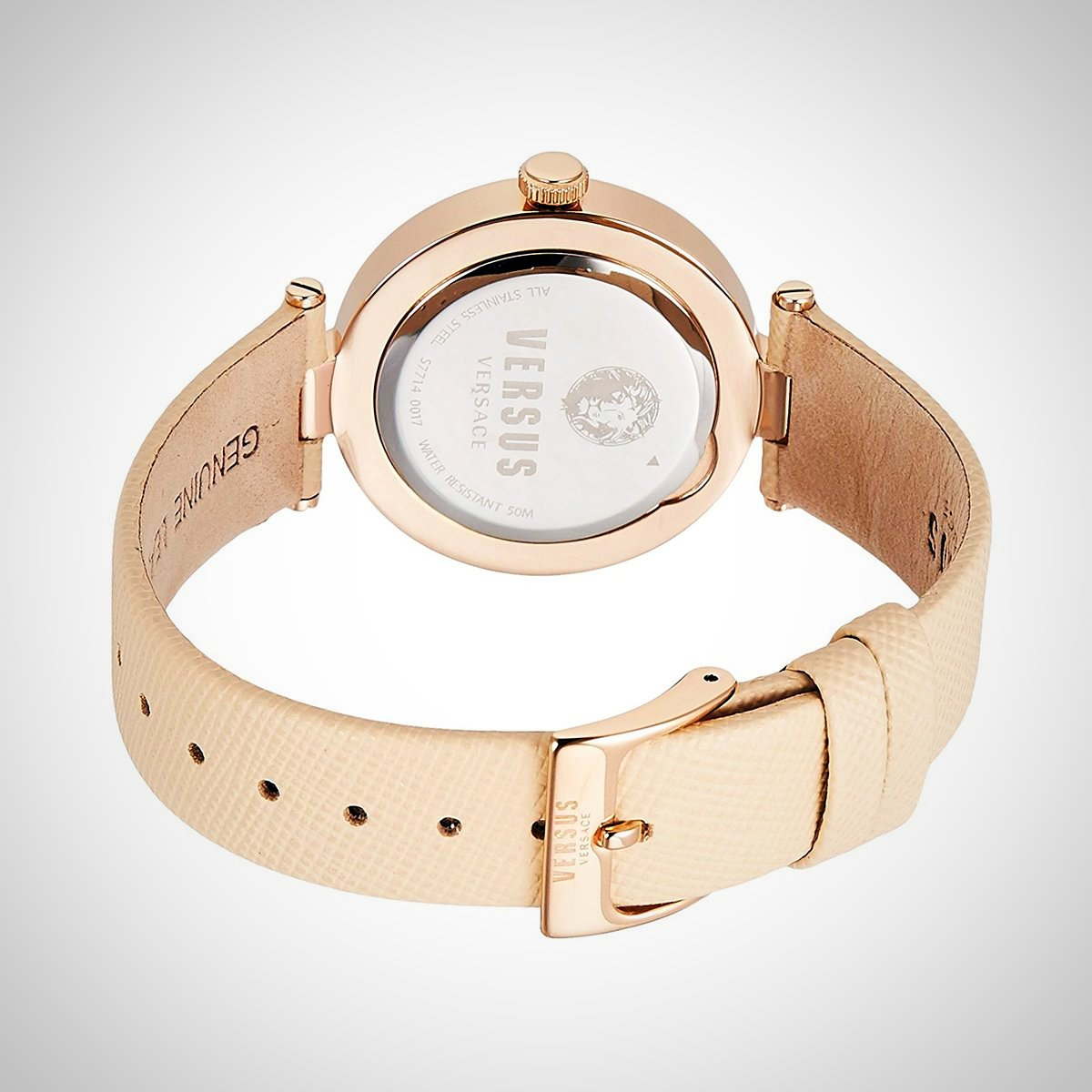 Versus by Versace S77140017 Ladies Logo Watch
