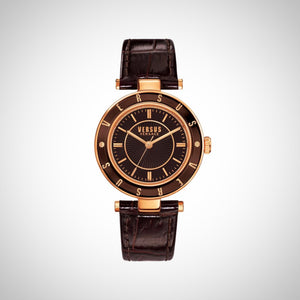 Versus Versace SP8170015 Rose Gold Tone Ladies Watch