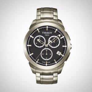 Tissot T0694174406100 T-sport Men's Titanium Watch