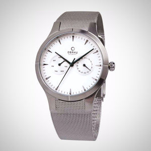 Obaku V100GCIMC Men's Quartz Watch