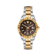 Versace V11040015 Hellenyium Men's Two-Tone Watch