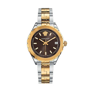 Versace V12040015 Hellenyium Ladies Two/Tone Watch
