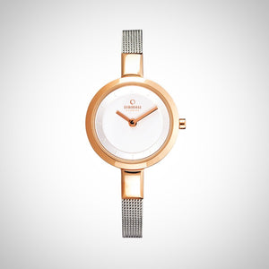 Obaku V129LXVIMC Ladies Stainless Steel Watch