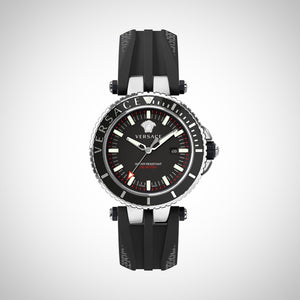 Versace VEAK00118 V-Race Diver Mens Watch