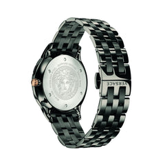 Versace VEBK00618 Business Slim Men's GMT Watch
