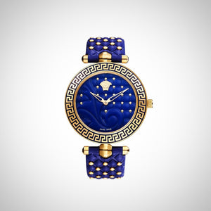 Versace VK7740017 Vanitas Ladies Swiss Quartz Watch