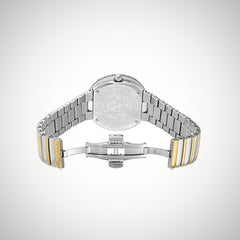 Versace VLC080014 V-Metal Icon Ladies Two Tone Watch