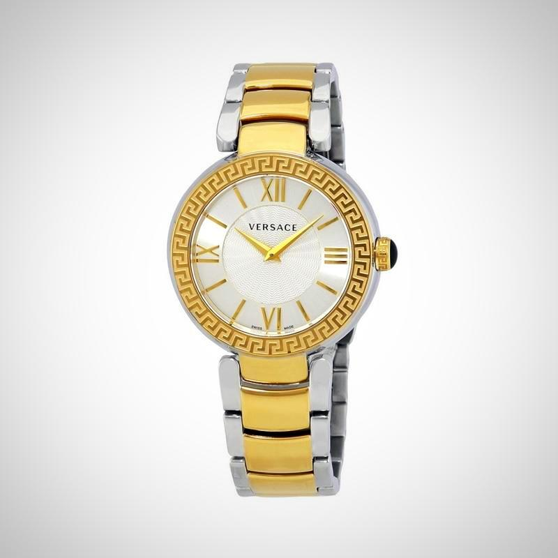 Versace VNC220017 Leda Ladies Two-Tone Watch