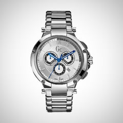Guess Collection X66004G1S Mens Chronograph Stainless Steel Watch