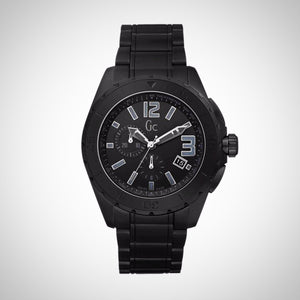 GC X76011G2S Sport Class XXL Men's Chronograph Black Ceramic Watch