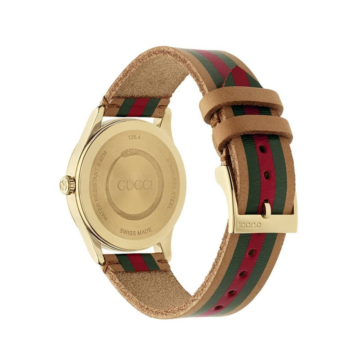 Gucci YA1264077 G-Timeless Unisex Watch