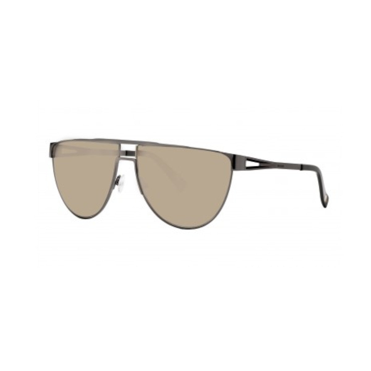Balmain Ladies Brown Lens Sunglasses - BL2052-01 61-12-140