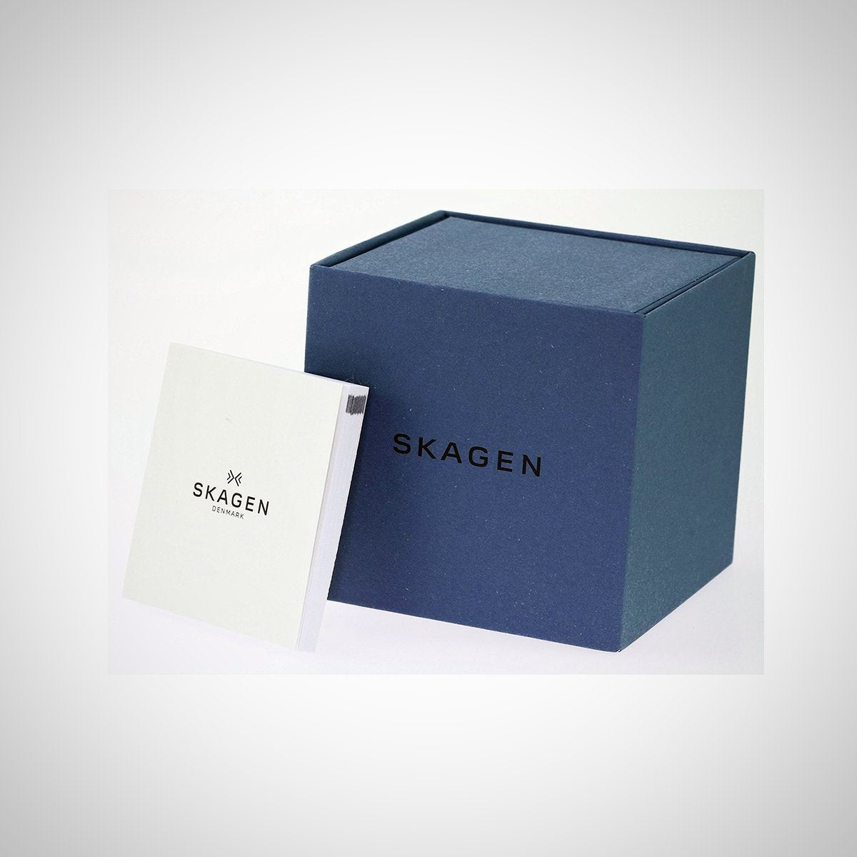 Skagen 358SSSBD Women's  Stainless Steel Freja  Refined Watch