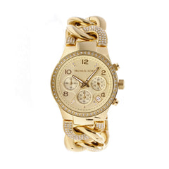 Michael Kors MK3150 Ladies Gold Watch