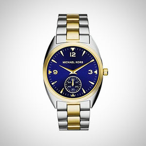 Michael Kors MK3343 Callie Unisex Dark Blue Dial Watch