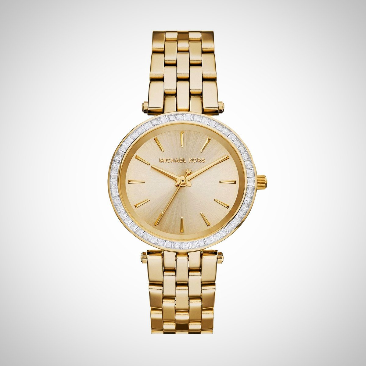 Michael Kors MK3365 Ladies Darci Gold Tone Watch