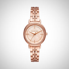 Michael Kors MK3643 Cinthia Ladies Rose Gold Watch