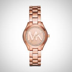 Michael Kors MK3549 Ladies Mini Slim Runway Watch