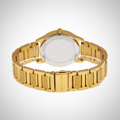Michael Kors MK3647 Hartman Gold-Tone Ladies Watch
